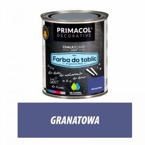Blackboard Paint BLUE 0,75 l