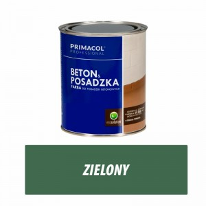 Floor and Concrete Paint - 0,75l zielony