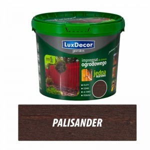 Luxdecor GARDEN WOOD IMPREGNATOR - 5l color: palisander