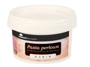 Pearl Paste - RUBY 250 g
