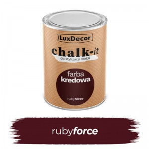 Farba kredowa Chalk-it Ruby Force 0,75 l