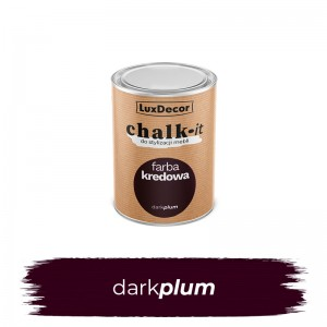 Farba kredowa Chalk-it Dark Plum 125 ml