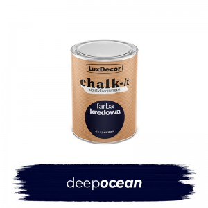 Farba kredowa Chalk-it Deep Ocean 125 ml