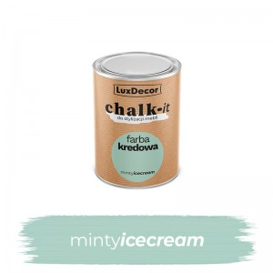 Farba kredowa Chalk-it Minty Icecream 125 ml