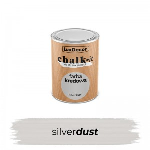 Farba kredowa Chalk-it Silver Dust 125 ml