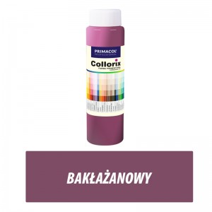 Collorix Pigment Paint - bakłażan* 125 ml
