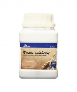 Metallic Varnish - GOLD 250 ml