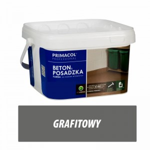 Floor and Concrete Paint - 2,5l grafitowy