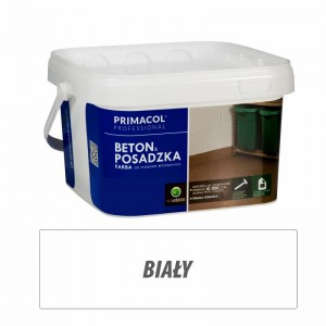 Floor and Concrete Paint - 2,5l biała
