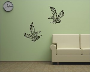 "Decorating Stencil - XXL ""Eagle"" nr 38"