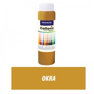 Collorix Pigment Paint - okra* 750 ml