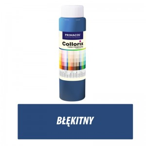 Collorix Pigment Paint - błękitny 125 ml