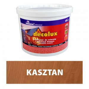 Luxdecor GARDEN WOOD IMPREGNATOR - 10l color: kasztan (1) (1) (1) (1) (1) (1) (1) (1) (1)