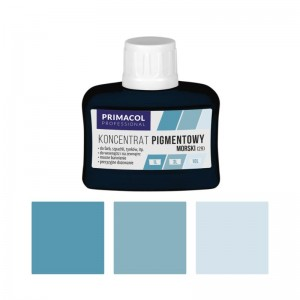 PIGMENT CONCENTRATE for paints Primacol morski (nr 29) 80ml