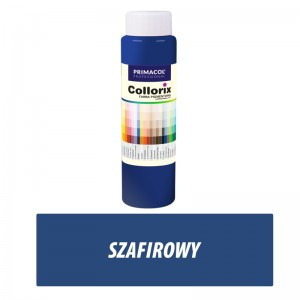 Collorix Pigment Paint - szafirowy 750 ml