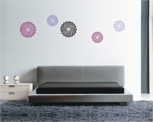 "Decorating Stencil - XXL ""Spiral"" nr 43"