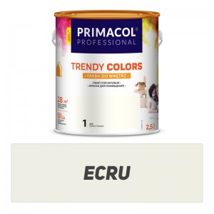 Paint Trendy Colors ecru 2,5 l