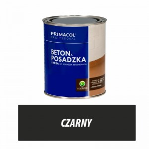 Floor and Concrete Paint - 0,75l czarny