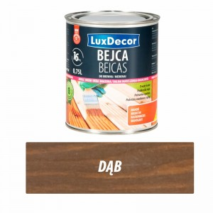Luxdecor Bejca do drewna dąb 750 ml