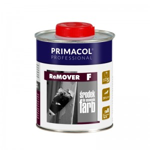 Remover F 0,4 kg - preparation for removing paint
