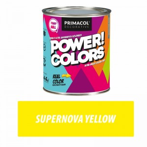 Farba Power!Colors Supernova yellow 0,75 l