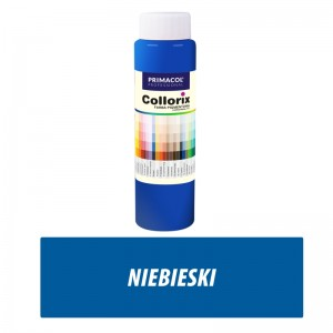 Collorix Pigment Paint - niebieski 750 ml