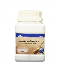 Metallic Varnish - SILVER 250 ml
