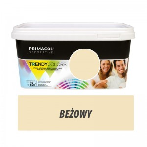 Paint Trendy Colors beżowa 5 l