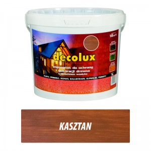 Luxdecor GARDEN WOOD IMPREGNATOR - 10l color: kasztan (1) (1) (1) (1) (1) (1) (1) (1) (1) (1) (1)