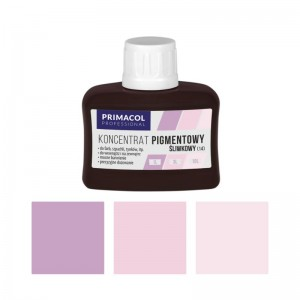 PIGMENT CONCENTRATE for paints Primacol śliwkowy (nr 14) 80ml