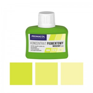 PIGMENT CONCENTRATE for paints Primacol wiosenny (nr 24) 80ml
