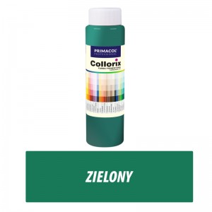 Collorix Pigment Paint - zielony 750 ml