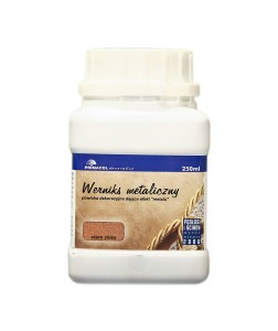 Metallic Varnish - ANTIQUE GOLD 250 ml