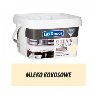 Luxdecor Kitchen and Bathroom Paint – Piasek Kalahari 2,5l (1)