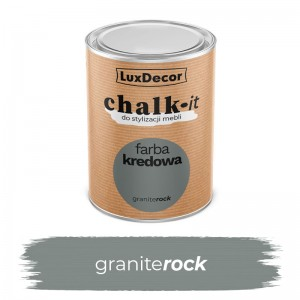 Farba kredowa Chalk-it Granite Rock 0,75 l