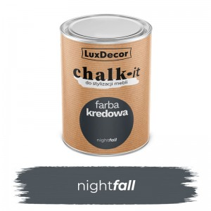 Farba kredowa Chalk-it Nightfall 0,75 l