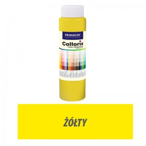 Collorix Pigment Paint - żółty* 750 ml