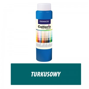 Collorix Pigment Paint - turkusowy 250 ml