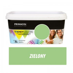 Paint Trendy Colors zielona 5 l