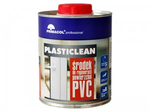 Plasticlean - remove scratches and the most persistent dirt from PVC