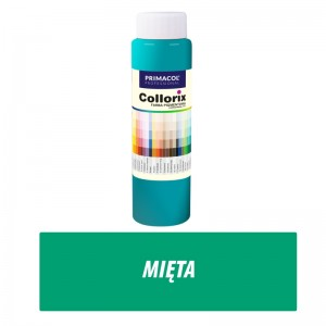 Collorix Pigment Paint - mięta 125 ml