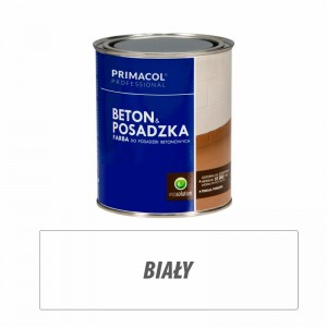 Floor and Concrete Paint - 0,75l biała
