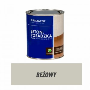 Floor and Concrete Paint - 0,75l beżowy