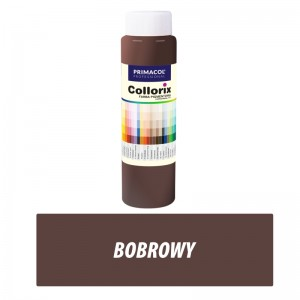 Collorix Pigment Paint - bobrowy 750 ml