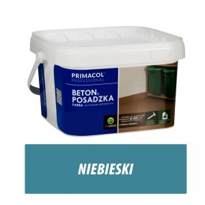 Floor and Concrete Paint - 5l niebieski
