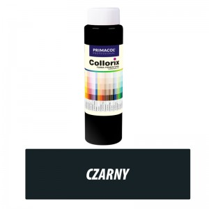 Collorix Pigment Paint - czarny 250 ml