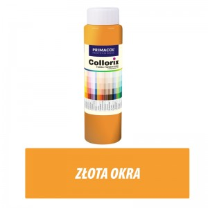 Collorix Pigment Paint - złota okra* 750 ml