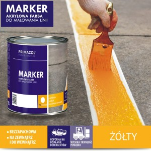 Floor and Concrete Paint - 0,75l żółty (1) (1)
