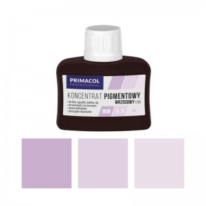 PIGMENT CONCENTRATE for paints Primacol wrzosowy (nr 13) 80ml