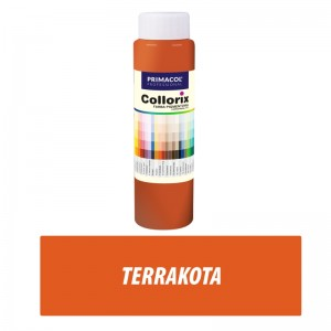 Collorix Pigment Paint - terracota 125 ml